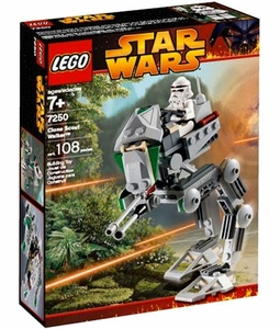 LEGO Star Wars Set #7250 Clone Scout Walker