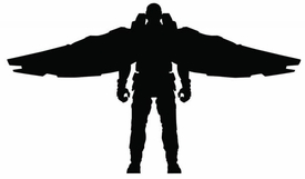 Captain America The Winter Soldier Marvel Select Action Figure Falcon Pre-Order ships April