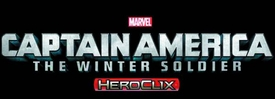 Marvel Heroclix Captain America Winter Soldier Mini Game Pre-Order ships April