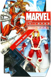 Marvel Universe 3 3/4 Inch Series 24 Action Figure Omega Red