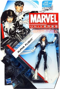 Marvel Universe 3 3/4 Inch Series 24 Action Figure Aurora [Alpha Flight] New!
