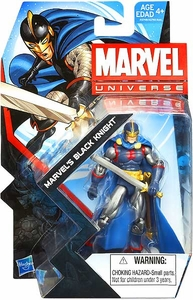 Marvel Universe 3 3/4 Inch Series 24 Action Figure Black Knight
