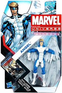 Marvel Universe 3 3/4 Inch Series 21 Action Figure #21 Angel