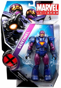 Hasbro SDCC 2011 San Diego Comic-Con Exclusive Marvel Universe 18 Inch Deluxe Action Figure Sentinel Slightly Damaged Package, Mint Contents!