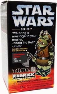 Star Wars Medicom Tomy Kubrick Collectible Figure Series 7 Gamorrean Guard