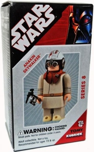 Star Wars Tomy Kubrick Series 8 Anakin Skywalker
