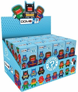 Funko Domo DC Mini Vinyl Figure Mystery Box [24 Packs]
