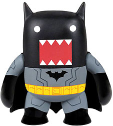 Funko Domo DC Mystery Mini Vinyl Figure Batman {New 52} [Black & Grey Suit]