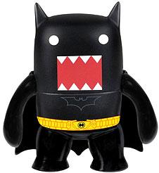 Funko Domo DC Mystery Mini Vinyl Figure Batman {New 52} [All Black Suit]