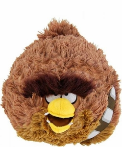 Angry Birds Star Wars 8 Inch DELUXE Plush Chewbacca [With Sound]
