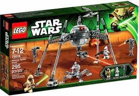 LEGO Star Wars Set #75016 Homing Spider Droid