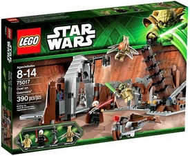 LEGO Star Wars Set #75017 Duel on Geonosis