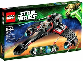 LEGO Star Wars Set #75018 Jek-14's Stealth Starfighter