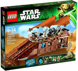 LEGO Star Wars Set #75020 Jabba's Sail Barge