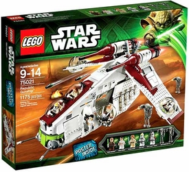 LEGO Star Wars Set #75021 Republic Gunship