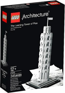LEGO Architecture Set #21015 The Leaning Tower of Pisa
