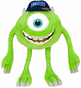 Disney / Pixar Monsters University Exclusive 12 Inch Plush Figure Mike Wazowski