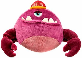 Disney / Pixar Monsters University Exclusive 9 Inch Bean Bag Plush Chet