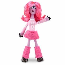 Disney / Pixar Monsters University Exclusive 11.5 Inch Bean Bag Plush Carrie