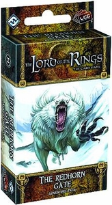Lord of the Rings: The Redhorn Gate LCG Living Card Game Adventure Pack