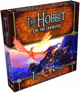 The Lord of the Rings: The Hobbit On The Doorstep LCG Living Card Game Saga Expansion