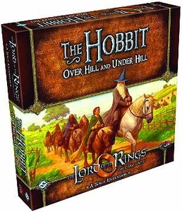 The Lord of the Rings: The Hobbit Over Hill And Under Hill LCG Living Card Game Saga  Expansion