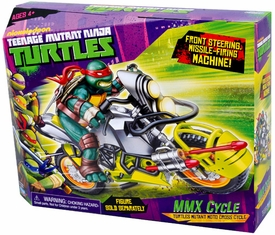 Nickelodeon Teenage Mutant Ninja Turtles Vehicle MMX Cycle [Turtles Mutant Moto Cross Cycle]