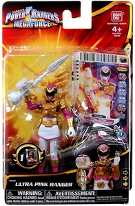 Power Rangers Megaforce Basic Action Figure Ultra Pink Ranger