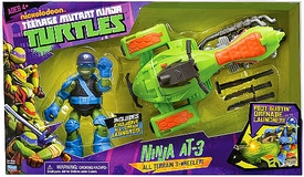 Nickelodeon Teenage Mutant Ninja Turtles Vehicle & Figure Ninja AT-3 with All Terrain Leo