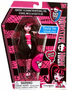 Monster High Monster Pen Draculaura
