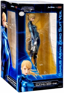 Metroid Other M 1/8 Scale PVC Figure Samus Aran [Zero Suit Version]