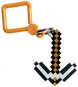 Minecraft Hangers 3 Inch Figure Stone Pickaxe
