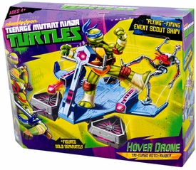 Nickelodeon Teenage Mutant Ninja Turtles Vehicle Hover Drone [Tri-Turbo Roto-Raider]