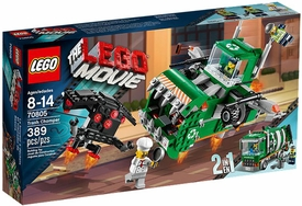 LEGO The Movie Set #70805 Trash Chomper