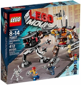 LEGO The Movie Set #70807 MetalBeard's Duel