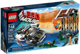 LEGO The Movie Set #70802 Bad Cop's Pursuit