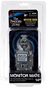 Twilight Zone Monitor Mate Bobble Head Mystic Seer
