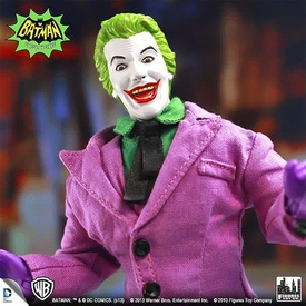 Batman Classic 1966 TV Series 1 Action Figure Joker Pre-Order ships April