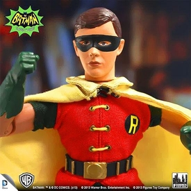 Batman Classic 1966 TV Series 1 Action Figure Robin Pre-Order ships April