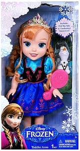 Disney Frozen 12 Inch Doll Toddler Anna Pre-Order ships May