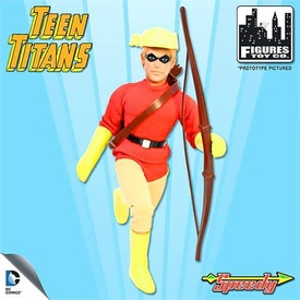 Teen Titans Retro 7 Inch Series 1 Action Figure Speedy Pre-Order ships April