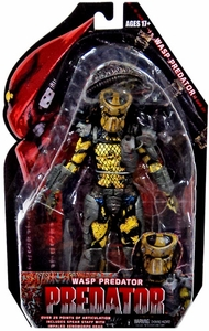 NECA Predator Movie Series 11 Action Figure Wasp Predator