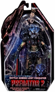 NECA Predator Movie Series 11 Action Figure Armored Combat Lost Predator