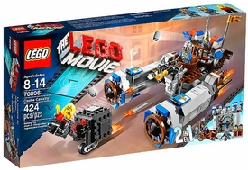 LEGO The Movie Exclusive Set #70806 Castle Cavalry
