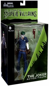 DC Collectibles New 52 Action Figure The Joker
