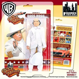 Dukes of Hazzard 8 Inch Series 1 Action Figure Boss Hogg New!