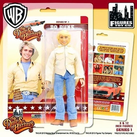Dukes of Hazzard 8 Inch Series 1 Action Figure Bo Duke New!