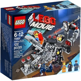 LEGO The Movie Set #70801 Melting Room