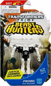 Transformers Prime Beast Hunters Legion Action Figure Prowl [Tech Specialist]