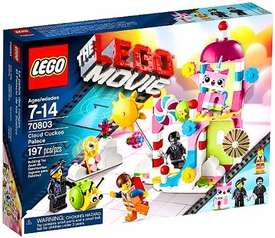 LEGO The Movie Set #70803 Cloud Cuckoo Palace